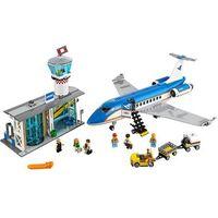 Lego CITY Port lotniczy 60104