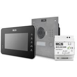 Bcs -vdip7 zestaw wideodomofonowy ip