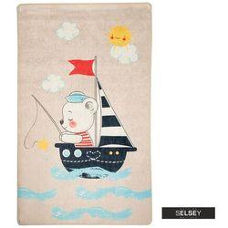 Selsey dywan do pokoju dziecięcego dinkley żeglarz 100x160 cm