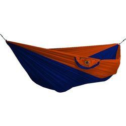 Hamak duży, pomarańczowo-niebieski THK-(1)