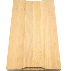 Deska do krojenia z drewna bukowego 400x300x40 mm | , 344400 marki Stalgast