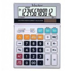 Kalkulator Vector CD-2626RP - ★ Rabaty ★ Porady ★ Hurt ★ Autoryzowana dystrybucja ★ Szybka dostawa ★ (5904329678740)