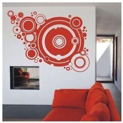 Deco-strefa – dekoracje w dobrym stylu Abstrakcja 1071 szablon malarski