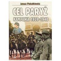 Cel Paryż Kampania 1939-1940.