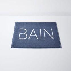 Dywanik łazienkowy z nadrukiem bain, vasca wyprodukowany przez La redoute interieurs