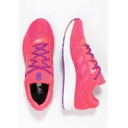adidas Performance MANA BOUNCE Obuwie do biegania treningowe shock red/white/shock purple ze sklepu Zalando.pl