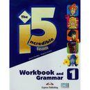 Incredible 5 Team 1 WB & Grammar, EXPRESS PUBLISHING