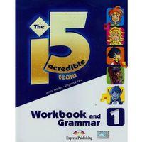 Incredible 5 Team 1 WB & Grammar