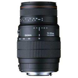 Obiektyw SIGMA 70-300/4-5.6 APO DG Macro (Nikon) + DARMOWY TRANSPORT!, kup u jednego z partnerów