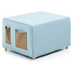 Puf UTYRE 70x kolor niebieski