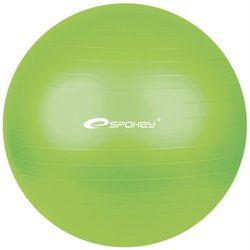 Piłka gimnastyczna FITBALL śr.55 cm + pompka  (zielona), Spokey