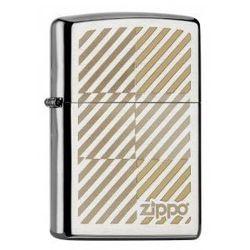 Zapalniczka Zippo Stripes and Squares 60001982