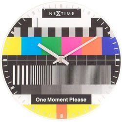 - zegar stołowy littletestpage marki Nextime