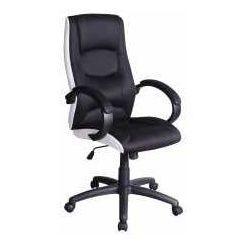 Fotel Q-041 czarno-biały - ZADZWOŃ I ZŁAP RABAT DO -10%! TELEFON: 601-892-200, SM F Q041