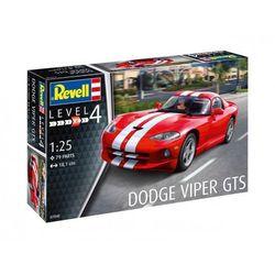 Revell Model plastikowy samochód dodge viper gts (4009803070407)