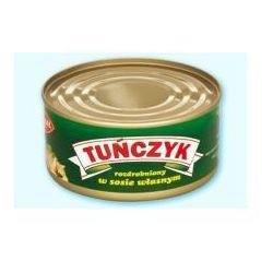 Tuńczyk rozdrobniony w sosie własnym 185 g Graal z kategorii Konserwy i przetwory rybne