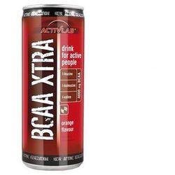 ActivLab BCAA Xtra DRINK - 250ml POMARAŃCZ (aminokwasy)