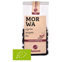 Morwa czarna suszona BIO 100 g z kategorii Bakalie, orzechy, wiórki