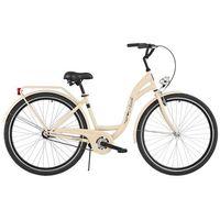 Rower DAWSTAR Retro S1B Cappucino + Odjazdowa oferta cenowa! + 5 lat gwarancji na ramę! + DARMOWY