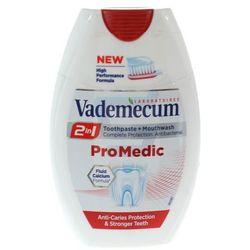 Vademecum Pro Medic 2 w 1 pasta do zębów i płyn do płukania ust 75 ml (pasta do zębów)