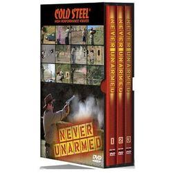 DVD Cold Steel Never Unarmed (VDNU) (film)