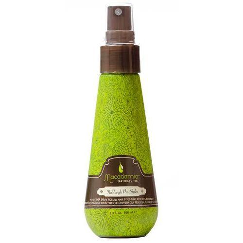 Macadamia No Tangle No-Tangle Pre-Styler - Delikatny spray do stylizacji 100ml z kategorii kosmetyki do włosów