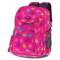 Plecak szkolno-sportowy SPOKEY 837981 Różowy