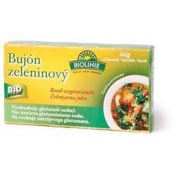 Bulion jarzynowy, wegetariański - kostki 6 szt.l BIO bezglutenowe - produkt z kategorii- Przyprawy i zioła