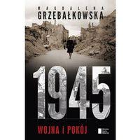 1945. Wojna i pokój - Dostawa zamówienia do jednej ze 170 księgarni Matras za DARMO