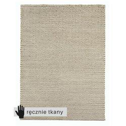 :: dywan salud silver 160x230cm - beżowy marki Carpet decor