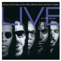 STANLEY CLARKE - STANLEY CLARKE & FRIENDS LIVE AT THE GREEK (CD), kup u jednego z partnerów
