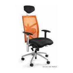 Fotel exact pomarańczowy - zadzwoń i złap rabat do -10%! telefon: 601-892-200 marki Unique meble