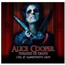 ALICE COOPER - THEATRE OF DEATH (POLSKA CENA) - Album 2 płytowy (DVD+CD) (muzyczne DVD)
