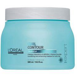 L'Oreal CURL CONTOUR MASQUE Odżywcza maska podkreślająca kontur loków (500 ML) - sprawdź w wybranym sklep