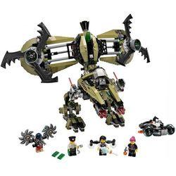 Lego Ultra Agents Sekretne laboratorium 70164 z kategorii: klocki dla dzieci