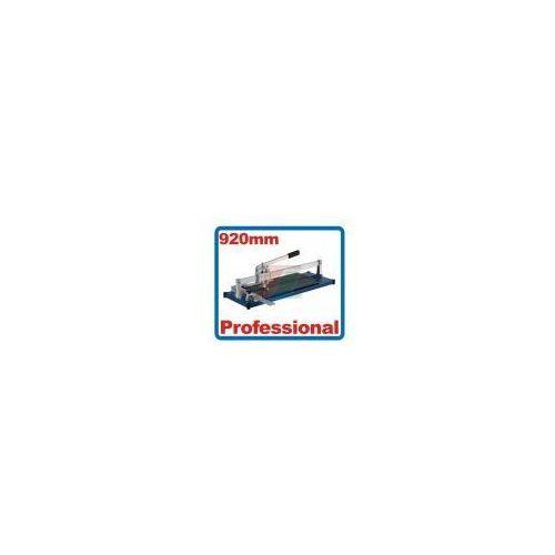 920 Maszynka do ciecia glazury KAUFMANN -920 mm - produkt z kategorii- Elektryczne przecinarki do glazury