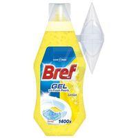 Henkel Bref wc fresh pearls fresh lemon żel do toalet 360 ml (9000100704533)