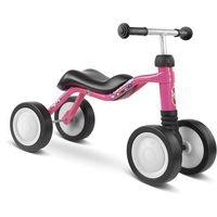 rowerek biegowy na czterech kółkach wutsch lovelypink 4022 marki Puky