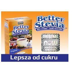 Better Stevia saszetki - 100 torebek w pudełku - produkt z kategorii- Cukier i słodziki