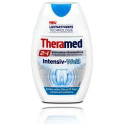 THERAMED WHITENING 2W1 PASTA DO ZĘBÓW WYBIELAJĄCA 75ML DE - produkt z kategorii- Pasty do zębów