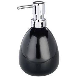 Wenko Dozownik do mydła polaris black,
