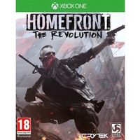Homefront The Revolution (Xbox One)