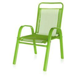 krzesełko ogrodowe dziecięce zielony 50xt2930a od producenta Happy green