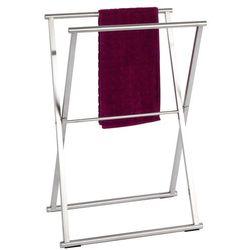 Wenko Stojak na ręczniki i ubrania, lava, stal nierdzewna, (4008838163702)