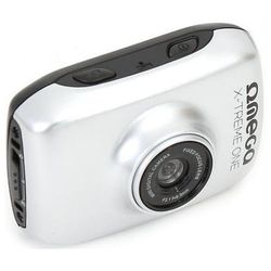 Kamera sportowa OMEGA Kamera sportowa OMEGA OM230 Srebrny z kategorii Kamery sportowe