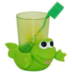 Kubek na szczoteczki Frog YOKA SE.FRO- KSZ