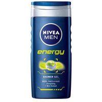 men energy shower gel 500ml m żel pod prysznic marki Nivea
