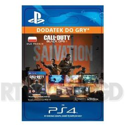 Call of Duty: Black Ops III - Salvation DLC [kod aktywacyjny] - sprawdź w wybranym sklepie