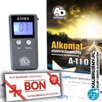 Alkomat  a-110s pakiet firma plus bon 200 zł na kalibrację marki Alcodigital