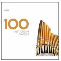 Empik.com Różni wykonawcy - 100 best organ classics - zakupy powyżej 60zł dostarczamy gratis, szczegóły